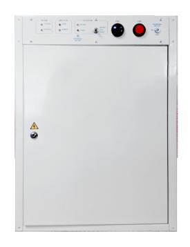 Шкаф контрольно-пусковой «ШКП-030», вариант 1