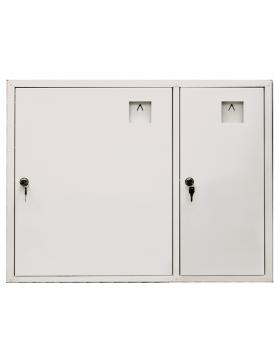 Пожарный шкаф «ШПК-315 ВЗ» (встроенный, закрытый)