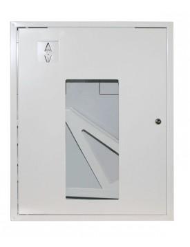 Пожарный шкаф «ШПК-310 ВО» (встроенный, открытый)