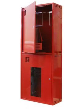 Пожарный шкаф «ШПК-320 НК» (навесной, комбинированный)