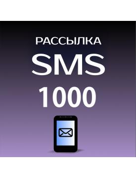 Пакет на 1000 SMS для Лавины
