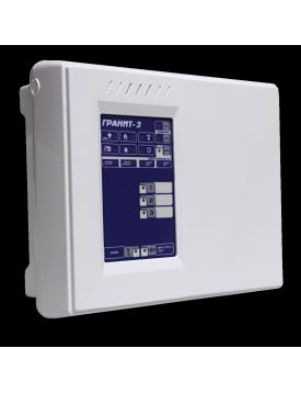 Объектовый прибор системы Лавина «Гранит-3Л» с универсальным коммуникатором
