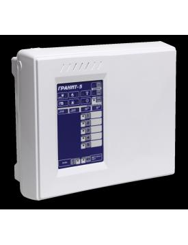 Объектовый прибор системы Лавина «Гранит-5Л» с универсальным коммуникатором