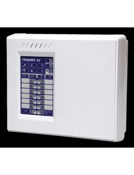Объектовый прибор системы Лавина «Гранит-12Л» с универсальным коммуникатором