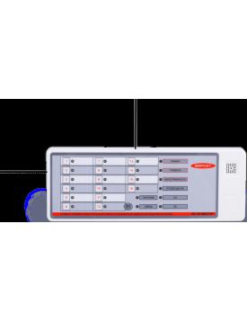 Прибор приемно-контрольный охранно-пожарный адресный радиоканальный «ВС ПК ВЕКТОР»
